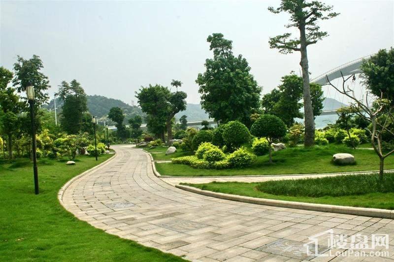 荔园滨水公园