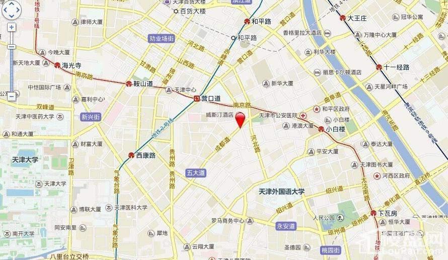 成山公馆位置图