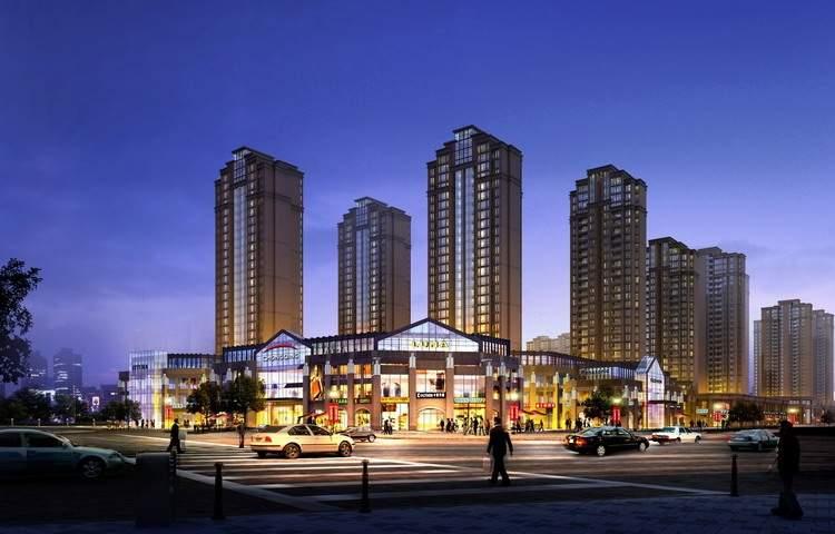 麻城荣新·世纪锦城