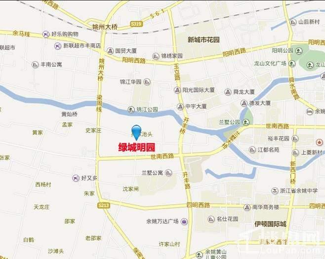 余姚万达广场地图