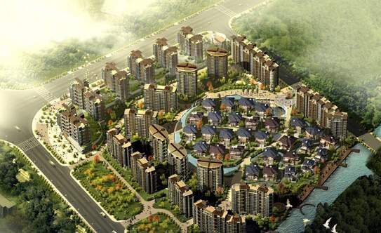 东方明珠城·悦墅