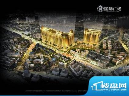 石狮国际广场效果图