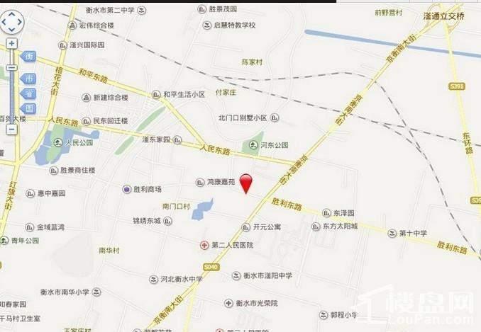 福鼎园位置图