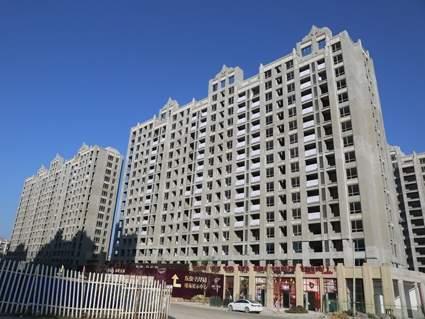 万华城实景图