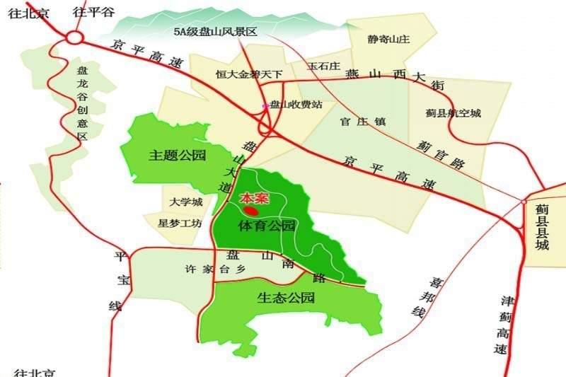 唐华公馆位置图