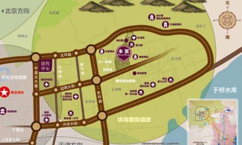 博智御园位置图