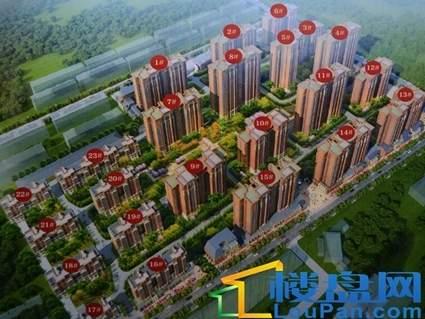双企·龙城国际效果图