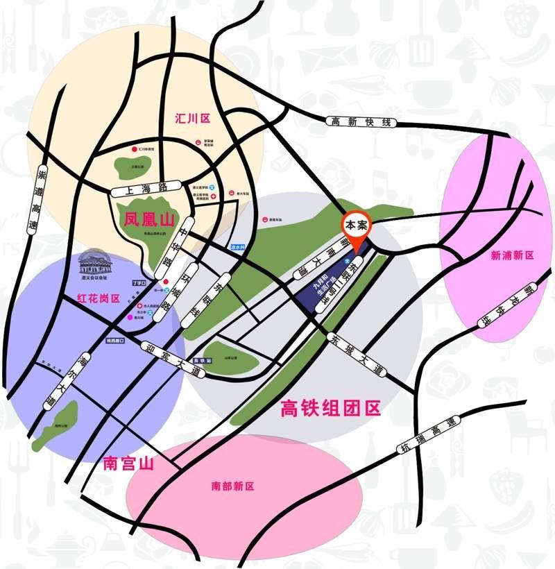8090SOLO青年公寓位置图