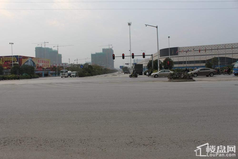 高新安阳路口