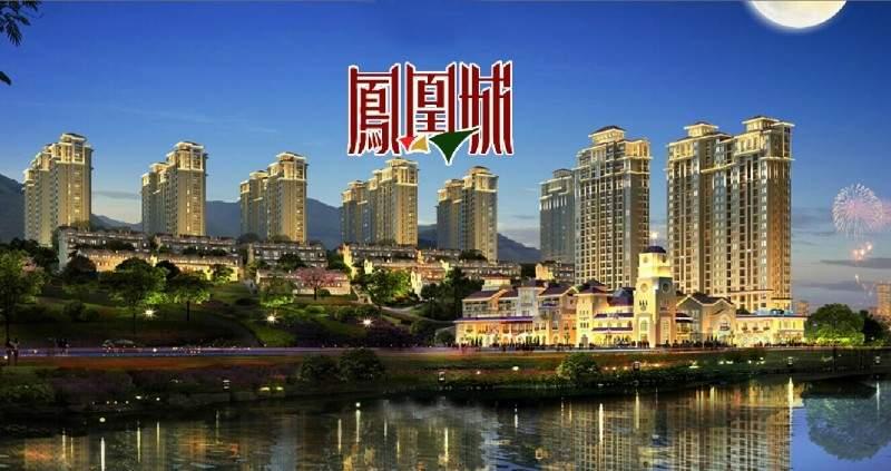 金龙·凤凰城效果图