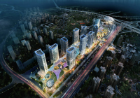 重庆绿地城高清图