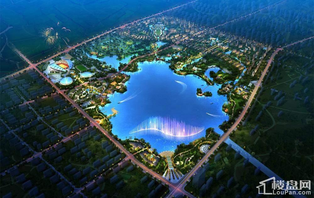 保集湖海塘庄园位置图