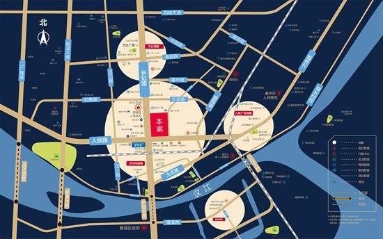 南国城市广场位置图