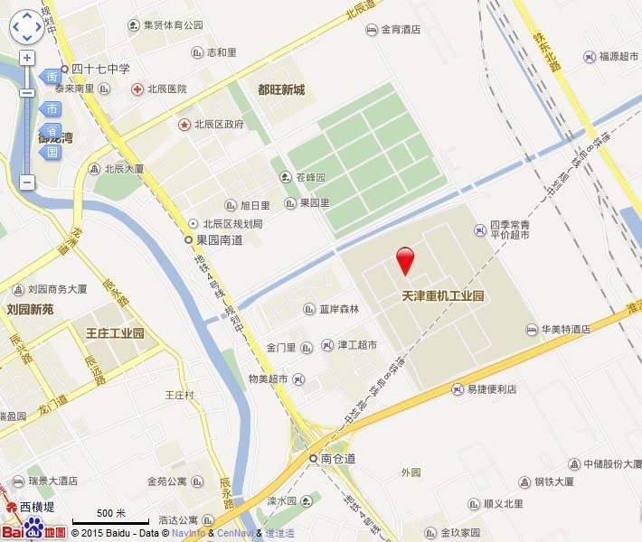 金侨宸公馆位置图