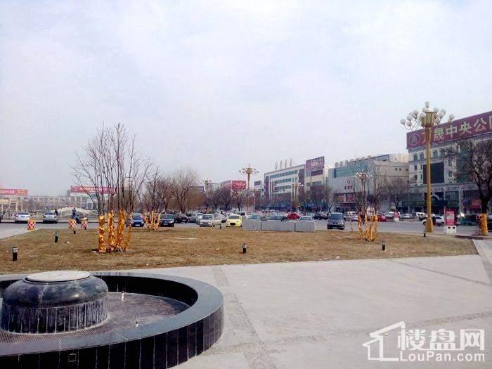 新东方商业广场位置图