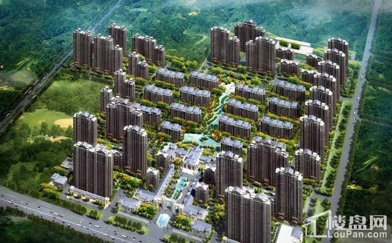 济南中国中铁 诺德名城相册 效果图