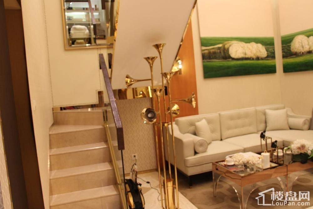 loft户型之楼梯