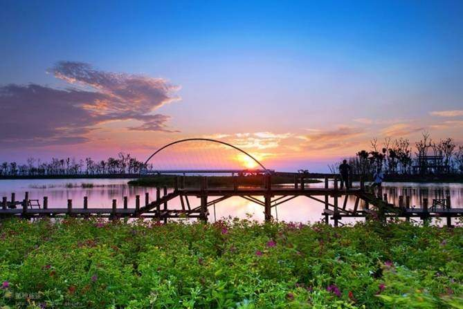 星湖半岛配套图