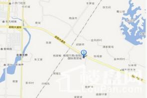 南翔万商(岳阳)国际商贸城位置图