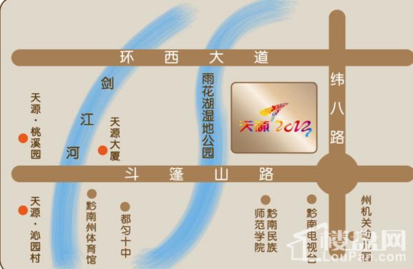 天源2013位置图