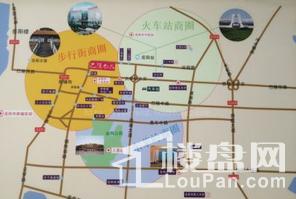 华圣·巴陵尚品位置图
