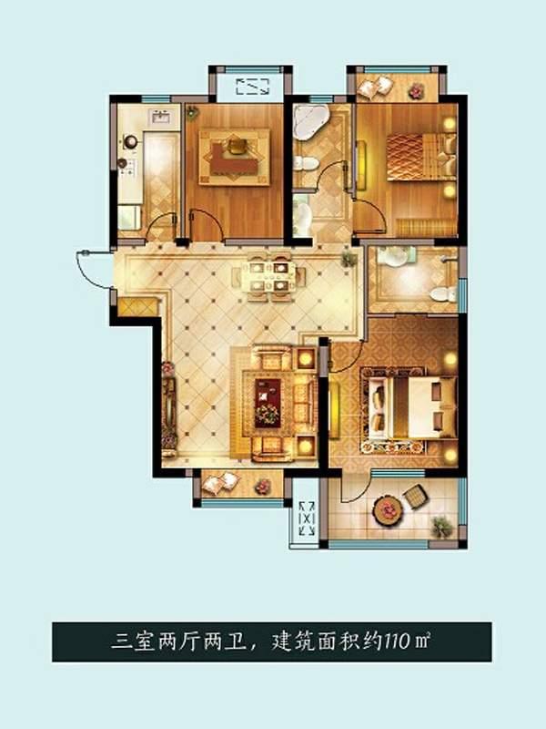 5#楼西户[在售]