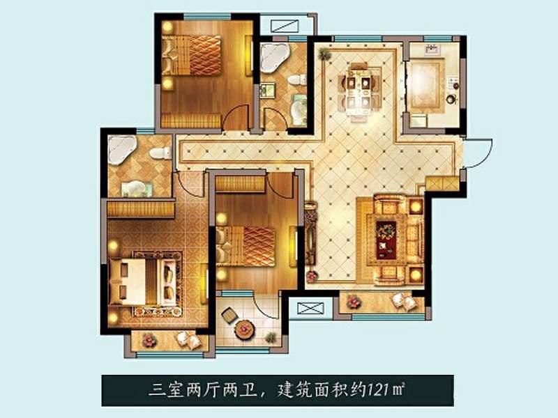 5#楼东户[在售]
