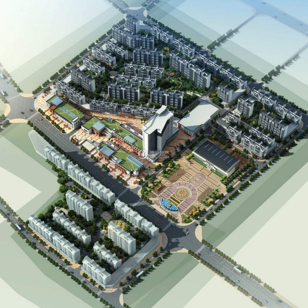 腾龙民族商贸城