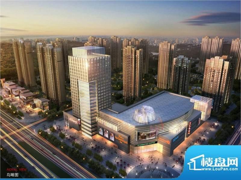 蚌埠国购广场效果图