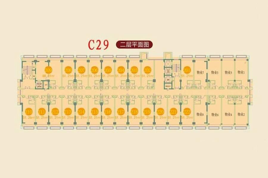 C29二层