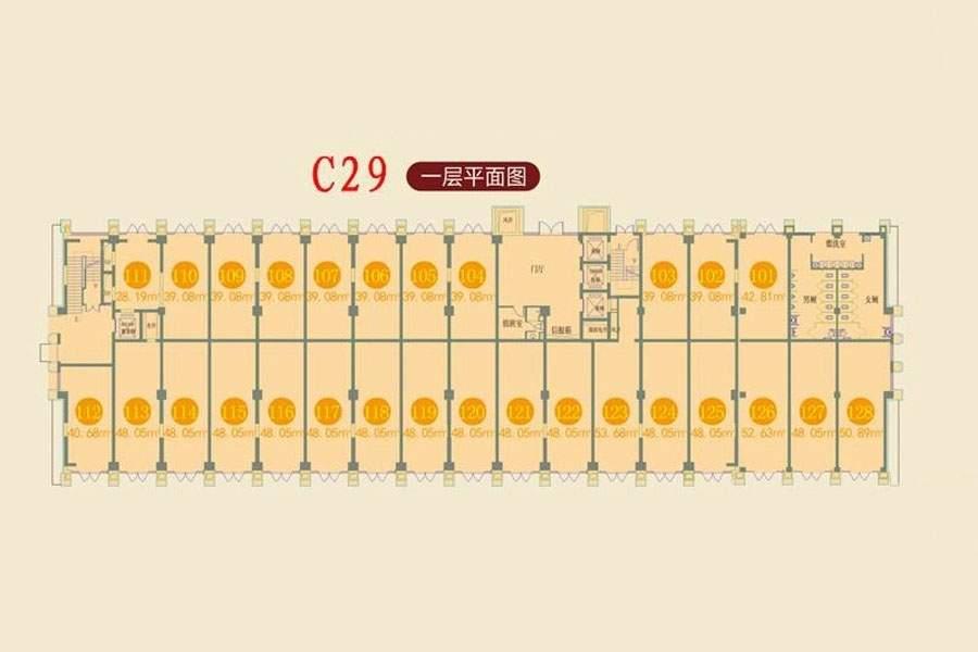 C29一层