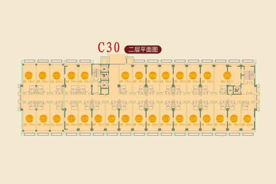 C30二层