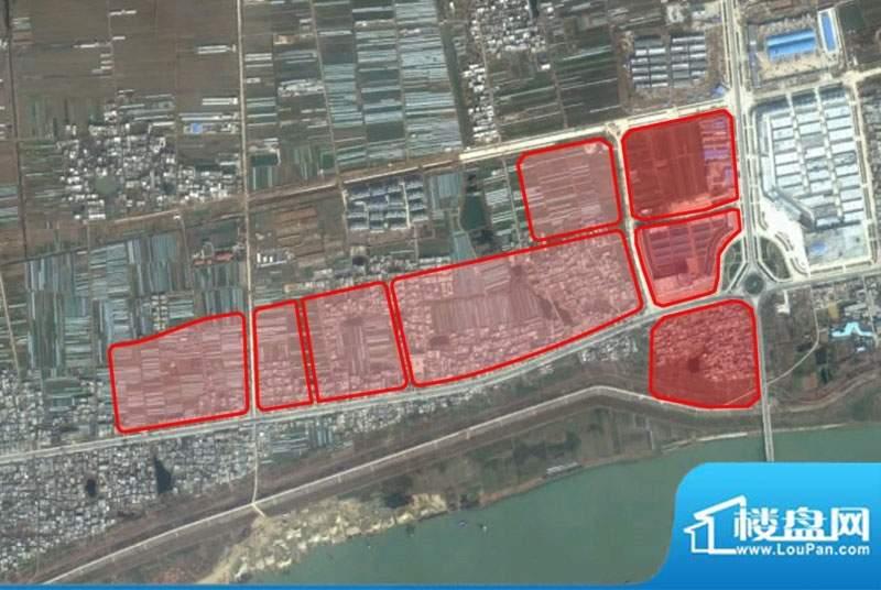 中恒蚌埠义乌国际商贸城位置图