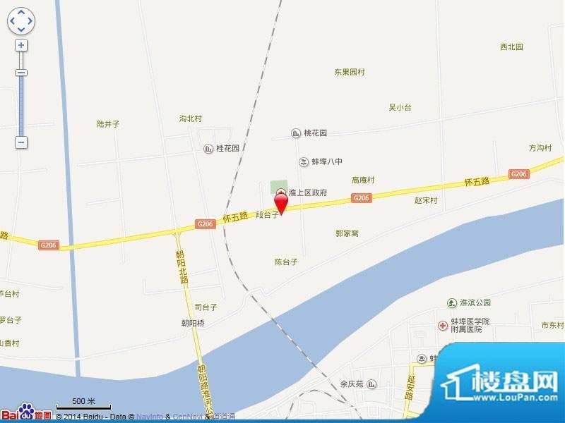 明珠广场凤凰城位置图