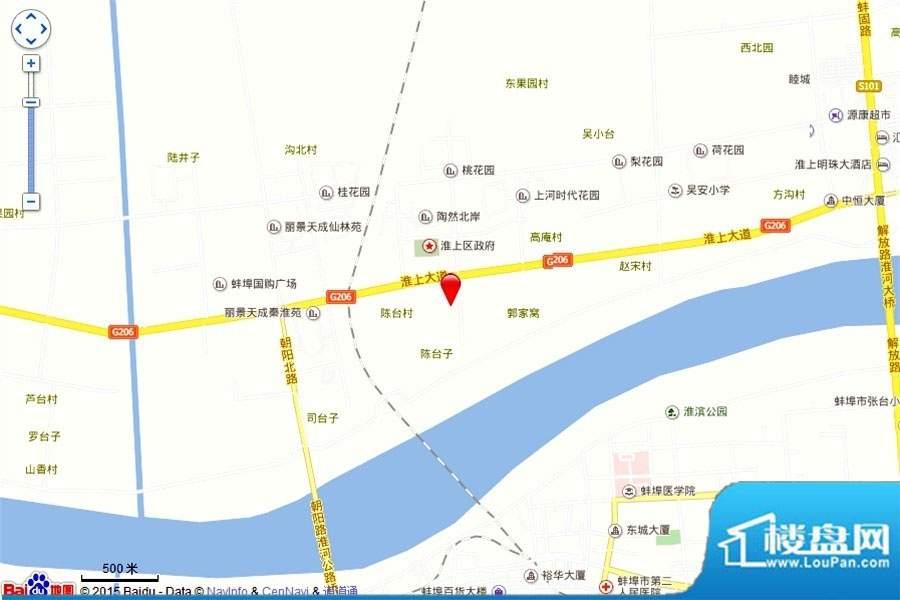 永昌国际位置图