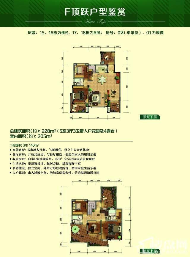 乐湾国际城户型图