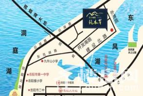 滨江观邸·纯水岸位置图