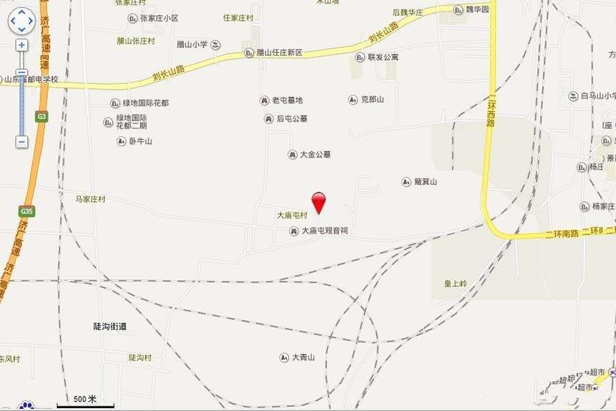 融汇城位置图