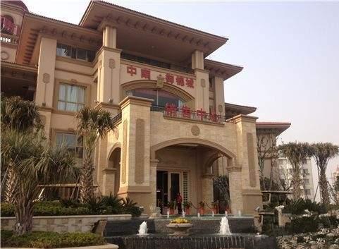 中南锦城效果图