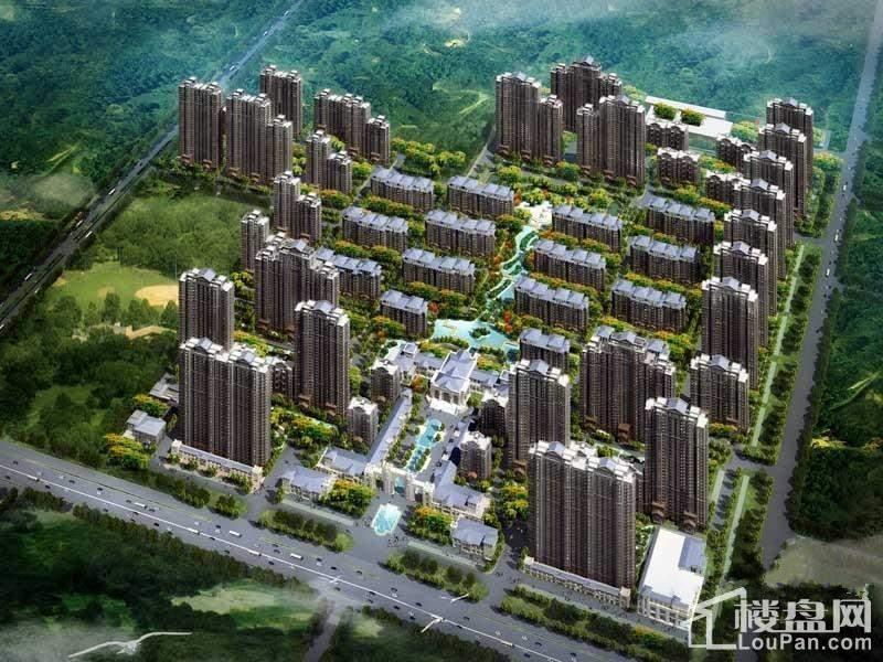 济南中国中铁诺德名城效果图 实景图 样板间