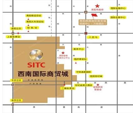 大唐东原财富广场写字楼位置图
