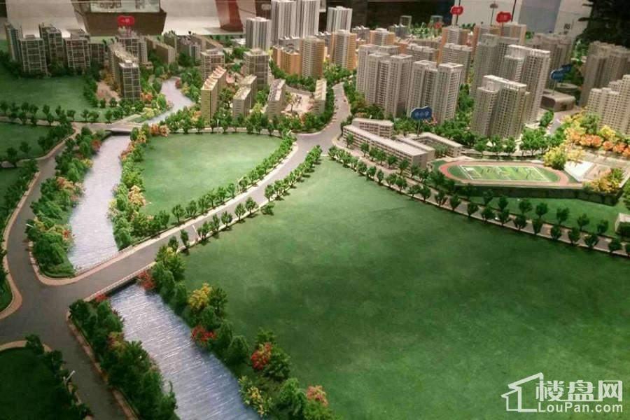 阳光100国际新城 实景图