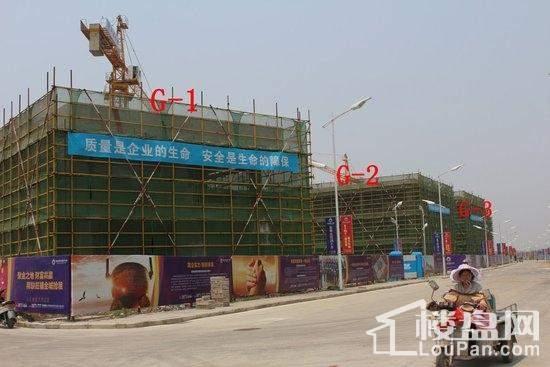 蚌埠(皖北)国际汽车城实景图