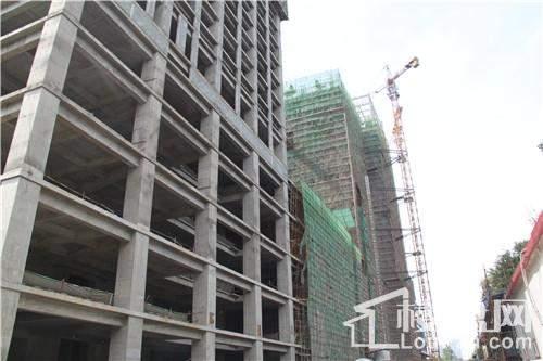 邯郸国际金融中心实景图