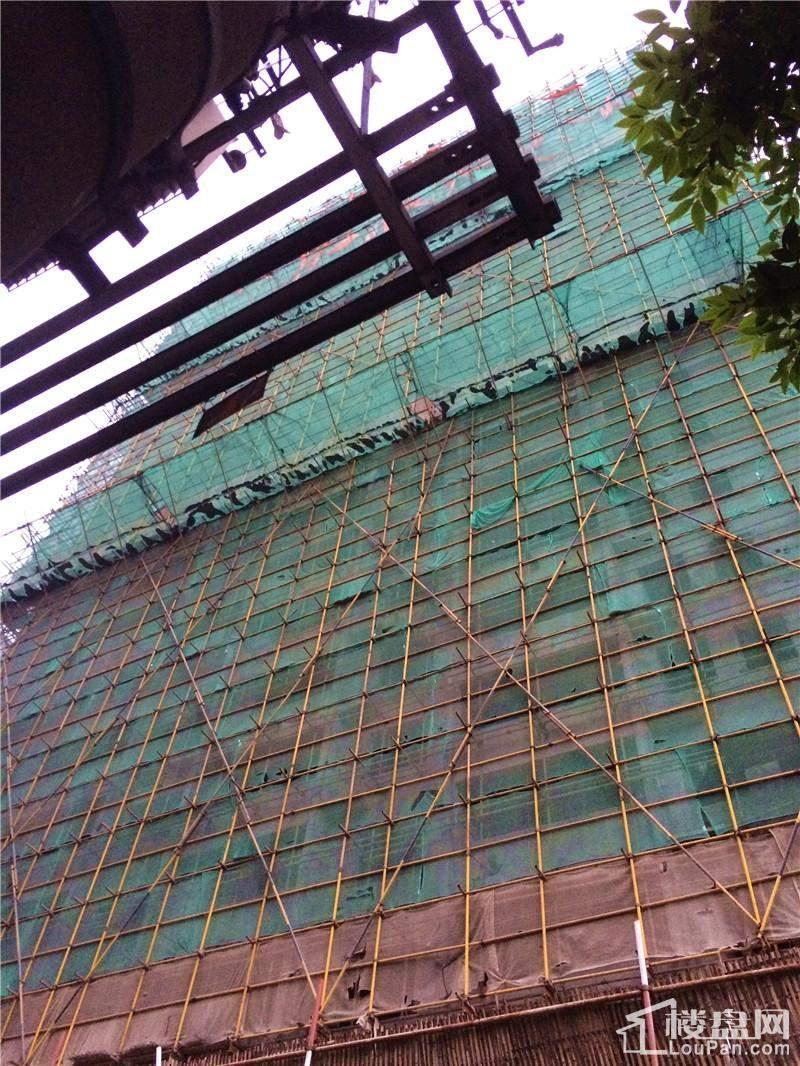 南平梅山大厦实景图