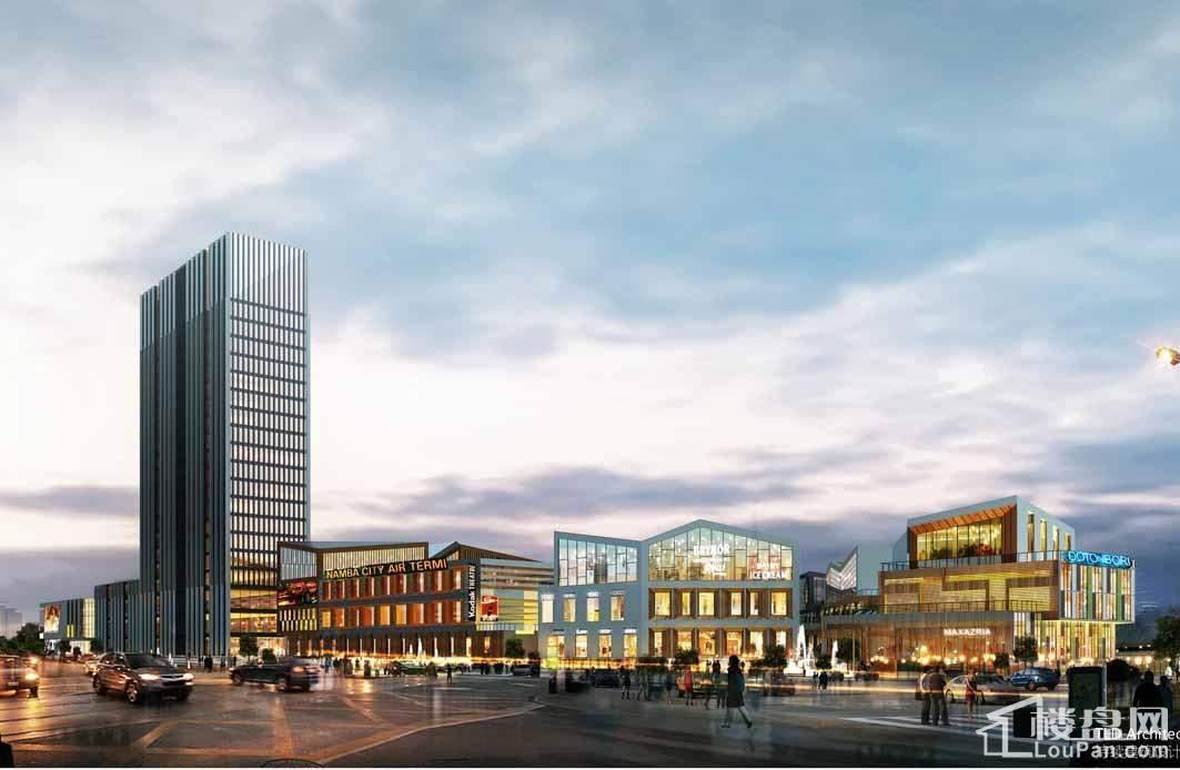 金悦洋商业公园位置图