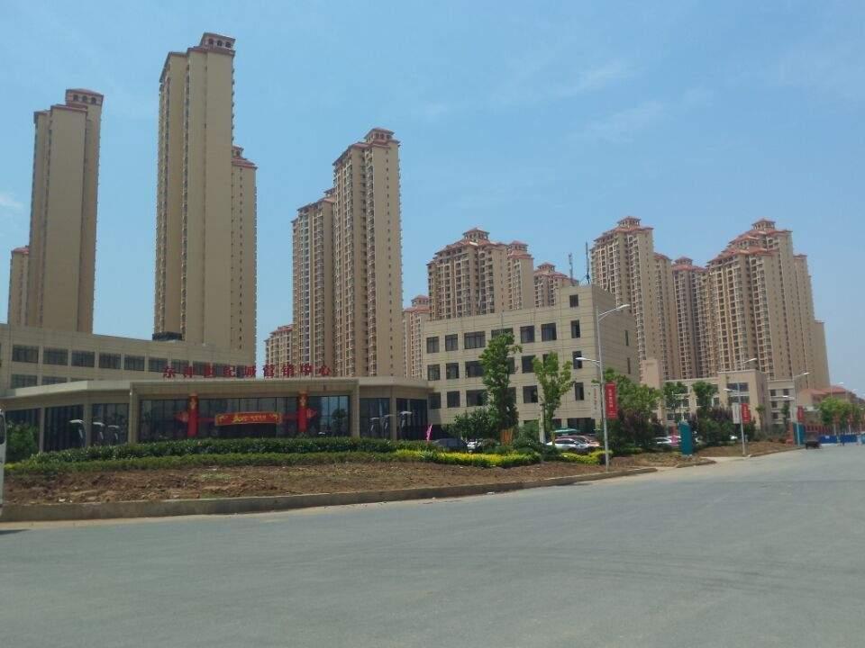 东津世纪城实景图