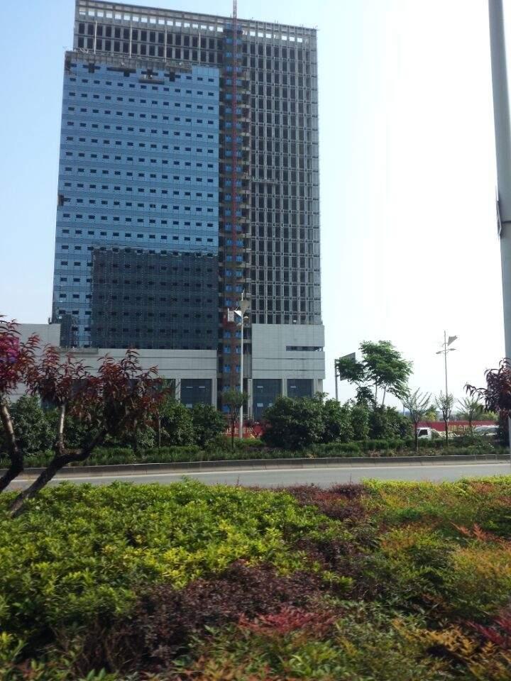 天贸城实景图