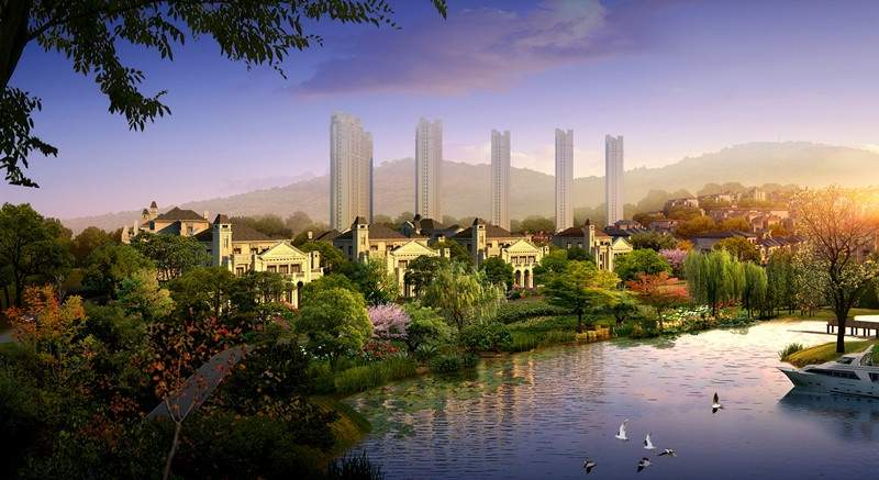 商城·绿谷云溪