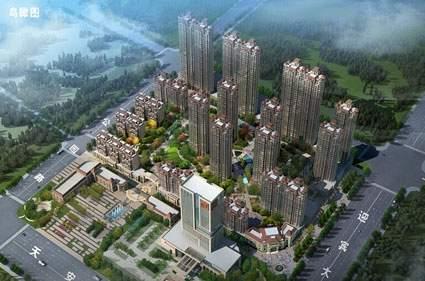 华运·凯旋城效果图